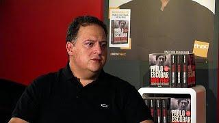 """Сын Пабло Эскобара: """"Война против наркотиков проиграна"""" - interview"""
