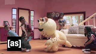 Gullah Gullah I Lied | Robot Chicken | Adult Swim
