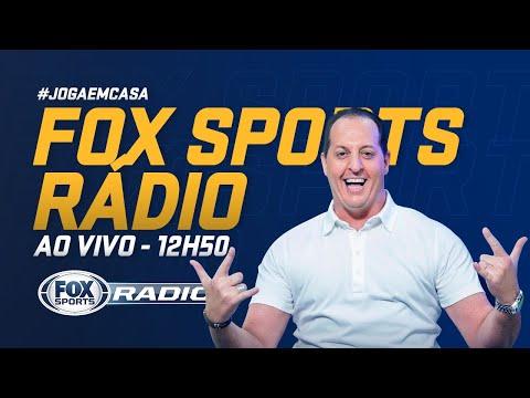FOX SPORTS RÁDIO AO VIVO! Benja comanda o programa líder em audiência