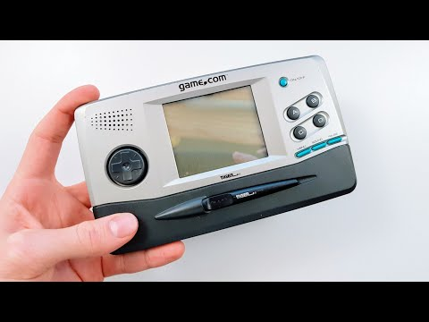 Retro Handheld Extravaganza! - Tiger Game.com