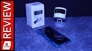Azarton WiFi Kamera Review / Deutsch 2020