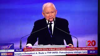 Tylko złodzieje i aferzyści stracą na #polskiwał – Jarosław Kaczyński