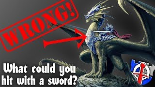 What medieval weapons would dragon riders really use? FANTASY RE-ARMED