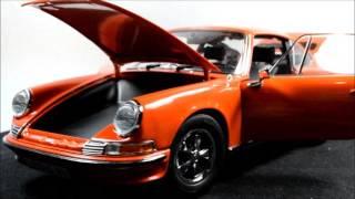 Schuco Porsche 1973 911 S 2.4 Coupe