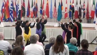 Dayang Dayang By The Philippine Dance Troupe Of The Fox Valley