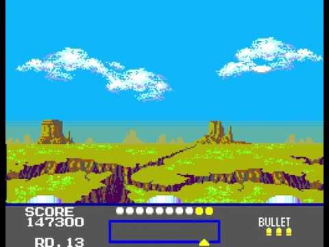 Trap Shooting (Europe) (Sega Master System) Longplay