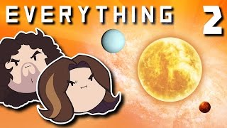 Everything: Boy, Space is Big - PART 2 - Game Grumps