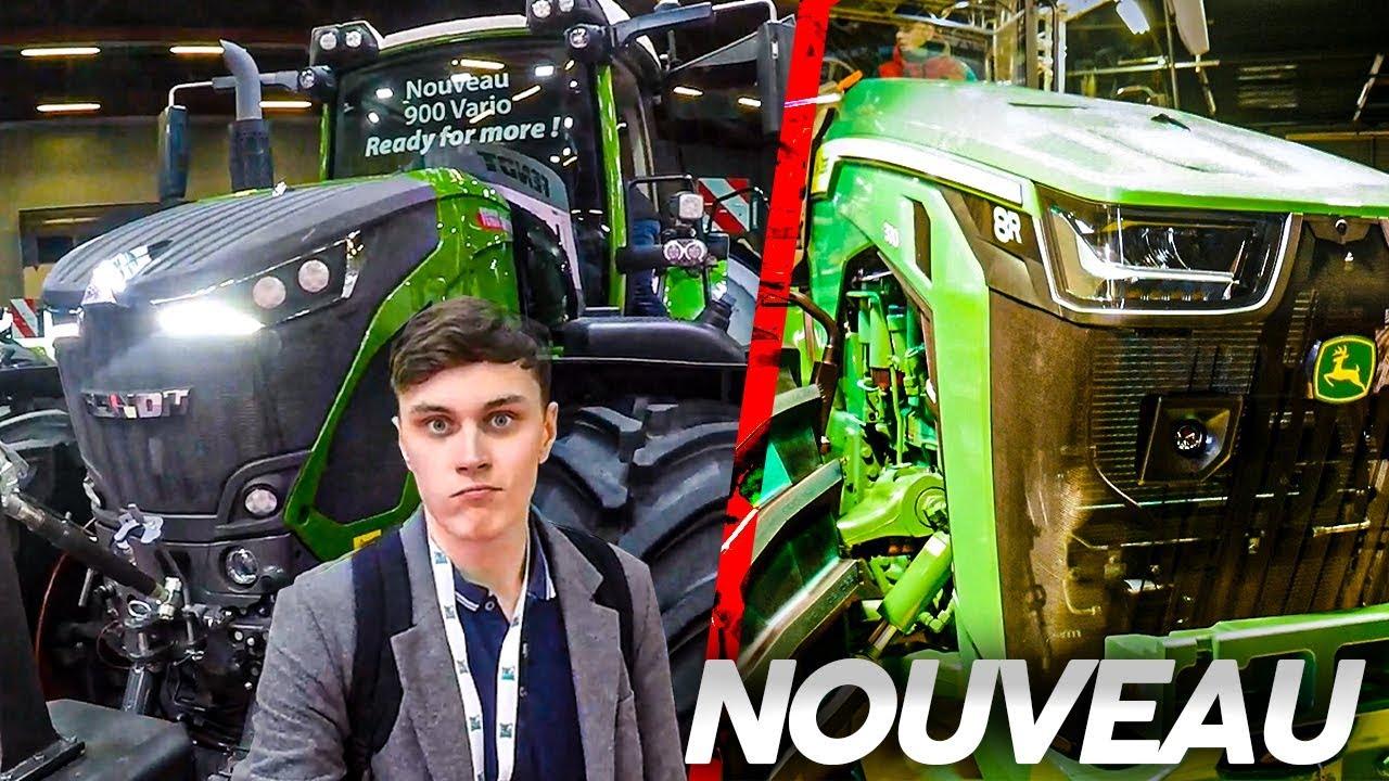 [Salon des ETA] Le youtubeur En3rgie5 vous propose une visite du salon des entrepreneurs agricoles