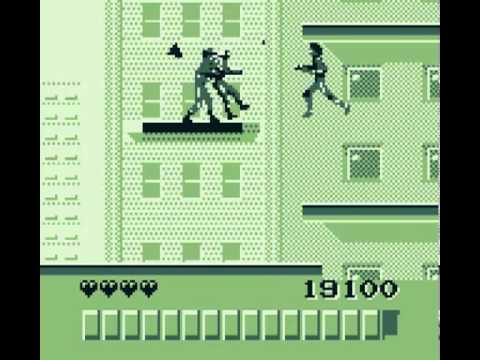 The Lawnmower Man Game Boy