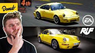 This Car Took on EA Games and Won - RUF Yellowbird