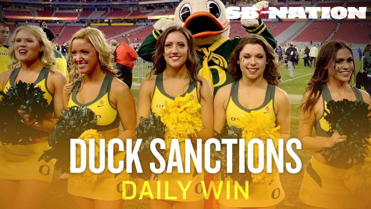 Oregon Ducks' NCAA Sanctions, Chip Kelly Punishment Revealed (Daily Win) thumbnail