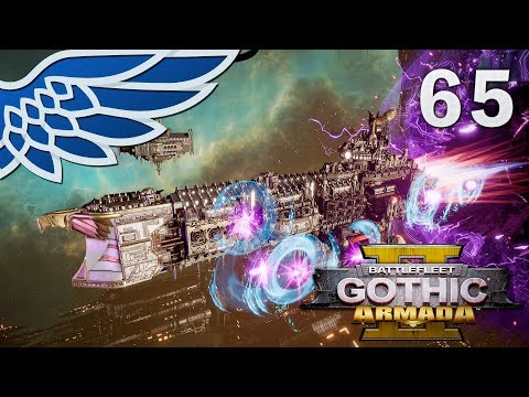 BATTLEFLEET GOTHIC ARMADA 2 | Caliban's Fate Part 65 - Imperial Campaign BFGA2 Let's Play Gameplay