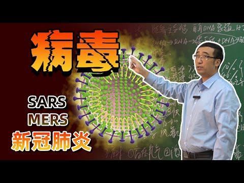 李永樂老師解析武漢冠狀病毒