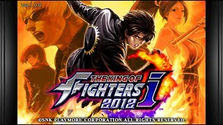 THE KING OF FIGHTERS-i 2012 - Gameplay (ios, ipad) (ENG)