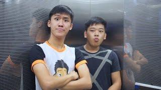 12种搭电梯的人