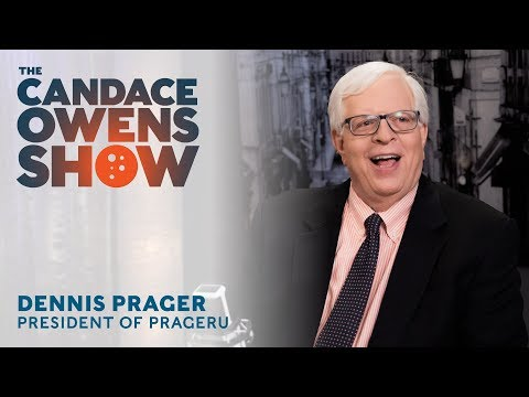 The Candace Owens Show: Dennis Prager