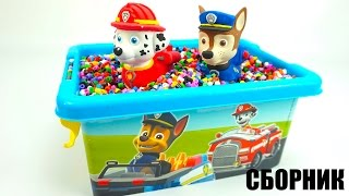 Сборник видео с игрушками от детского канала Игрушкин ТВ