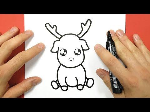 Comment dessiner et colorier un donut chat licorne kawaii - Dessin bonhomme assis ...