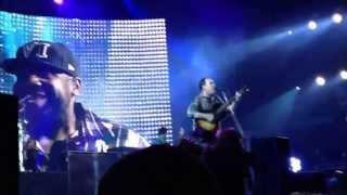 Dave Matthews Band Toronto 2013 end of Granny