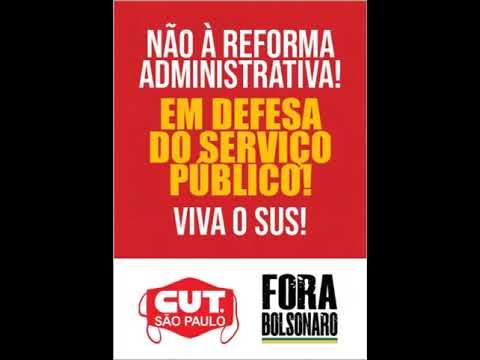 Ato carreata Fora Bolsonaro
