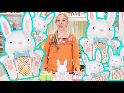 Bunny Hop SVG Kit - Assembly Tutorial