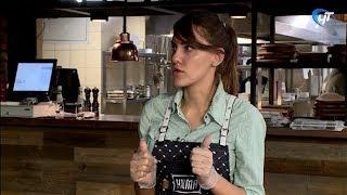 В кулинарном телешоу «Адская Кухня» приняла участие Новгородский шеф-повар