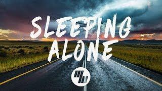 VAVO   Sleeping Alone (Lyrics  Lyric Video)