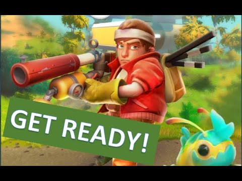 Scrap Mechanic Survival Preview / Overview - Let's Get Ready!