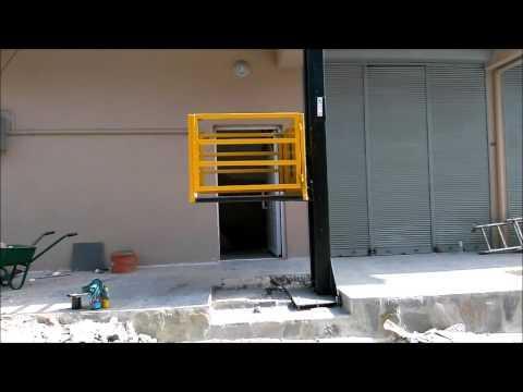 Bimsan Lift - Engelli Asansörü (Karadeniz Ereğli)
