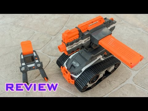 [REVIEW] Nerf Elite Terrascout Unboxing, Review, & Firing Test