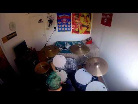 Sky Ferreira - 24 Hours (Drum Cover) SJC Drums