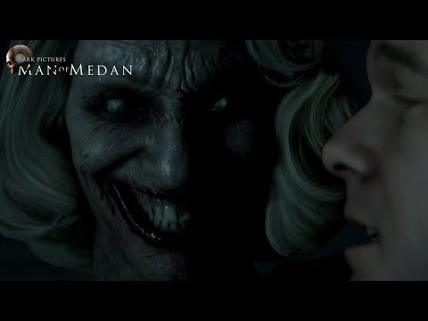 The Dark Pictures Anthology : Man of Medan : Trailer