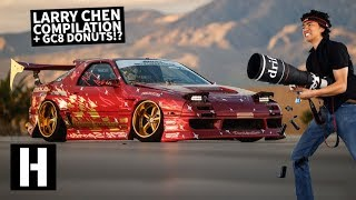 Bucky Lasek Spins AWD Donuts AND a Photography Channel With Larry Chen??