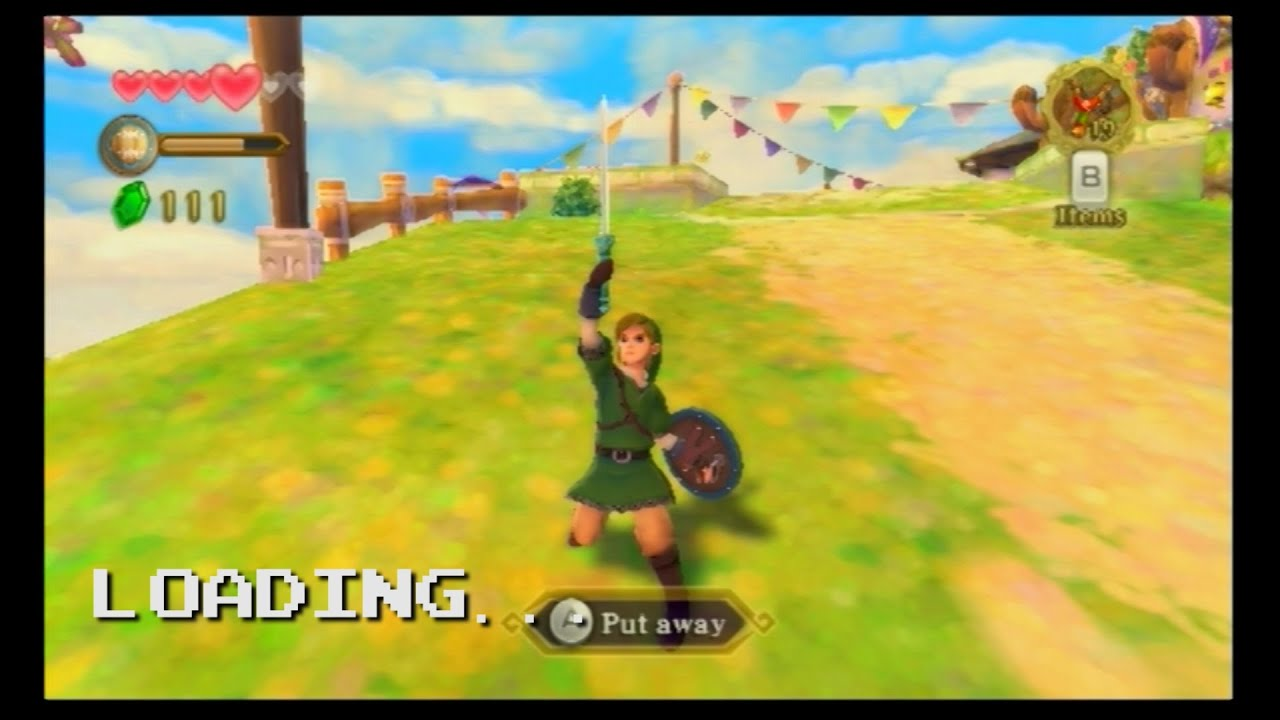 Mega64 Takes Skyward Sword Motion Control To The Streets