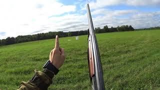 Как пристрелять ружье и почему смещается осыпь? МАТ! 🔞
