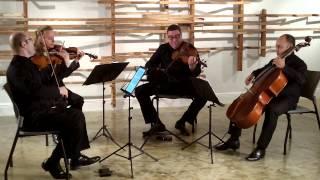 Bernard Rands: Quartet #2    Amernet String Quartet:  AmerneXt!