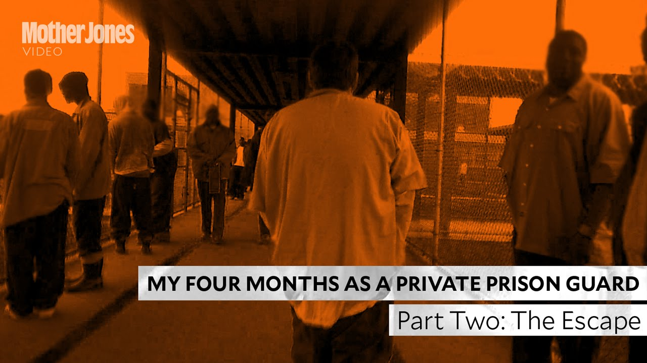 My Four Months as a Private Prison Guard: Part Two thumbnail
