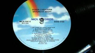 Oliver Cheatham, Something About You (Funk Vinyl 1983) Full HD !