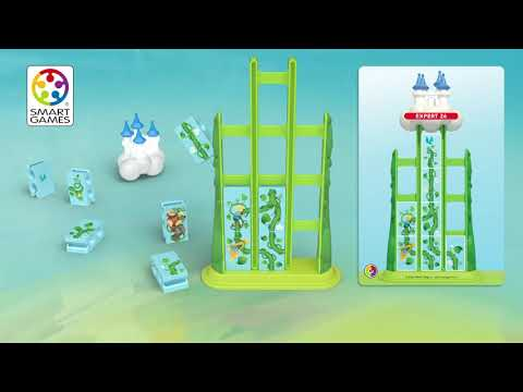 Youtube Video for Jack & the Beanstalk - 60 Fun Puzzles