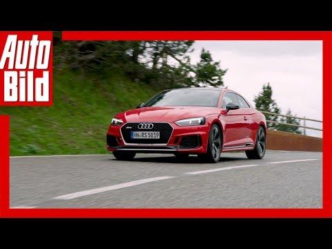 Audi RS 5 (2017) / Fahrbericht / Details / Sound / Infos