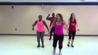 Drip Drop by Empire Cast feat. Yazz and Serayah, Choreography by Natalie Haskell for Dance Fitness