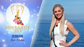Sara Langtved Miss Earth Denmark 2019 Eco Video