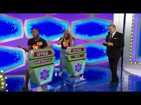 The Price is Right : Two Painful Overbids