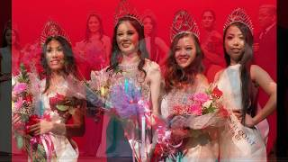 Miss Asia Pageant (Edmonton) 2017 results