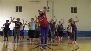 Shape Of You Lost Focus Club Edit Warm Up Dance Fitness by Jilly Zumba
