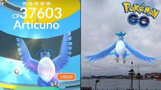 Download Youtube: ARTICUNO! PRIMERA INCURSIÓN LEGENDARIA! INCREÍBLE![Pokémon GO-davidpetit]