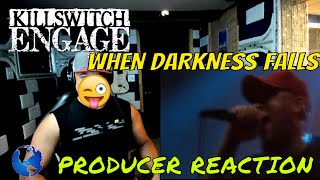 Killswitch Engage - When Darkness Falls - Producer Reaction