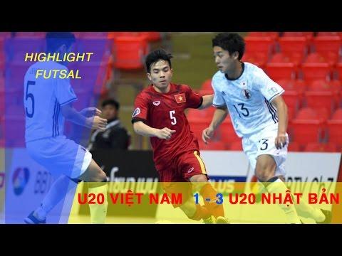 THẤT BẠI TRƯỚC NHẬT BẢN, U20 FUTSAL VIỆT NAM CHIA TAY VCK U20 FUTSAL CHÂU Á