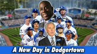 A New Day in Dodgertown: How the Dodgers Became a Professional Powerhouse