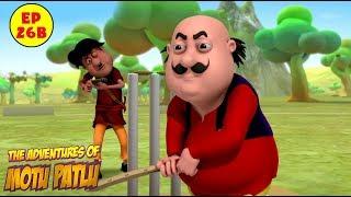 Motu Patlu | Cricket League | Best Cartoon For Kids
